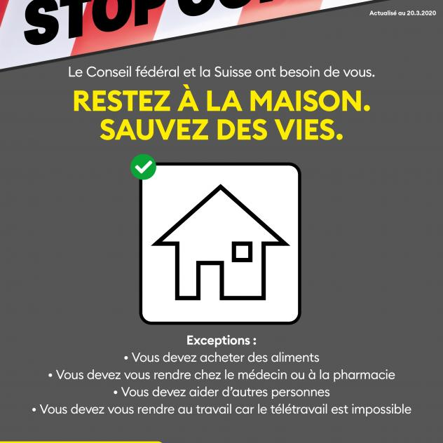 OFSP - stay home - FR