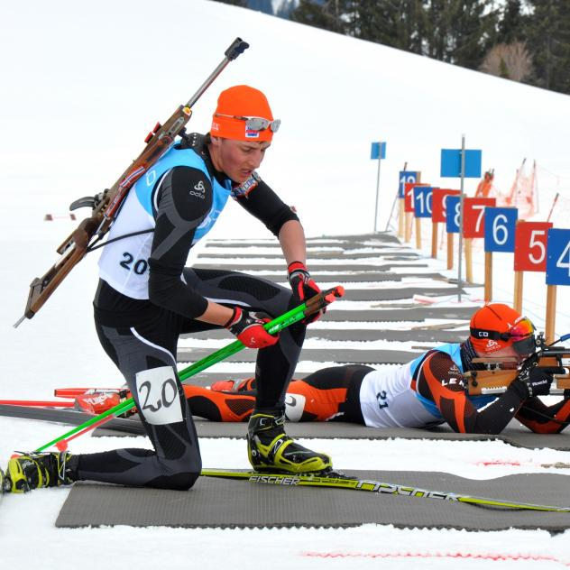 Biathlon Swiss Cup