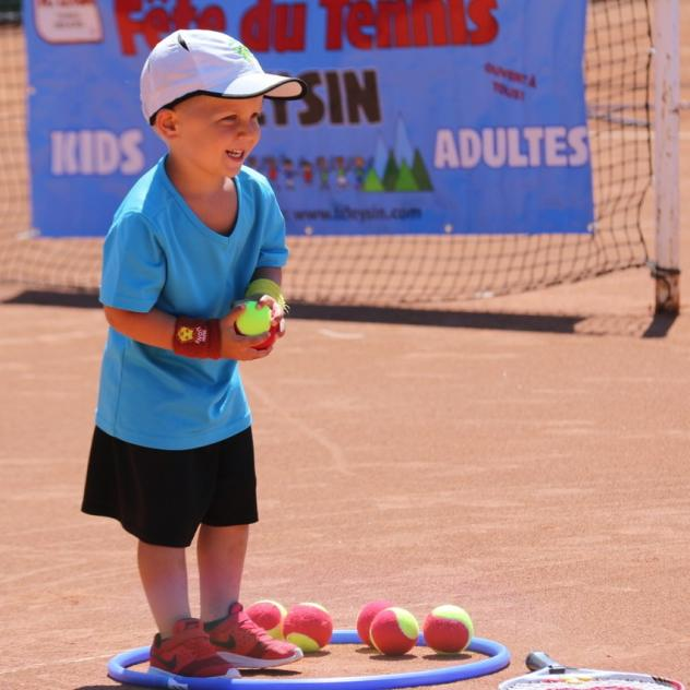 Kids Tennis Day