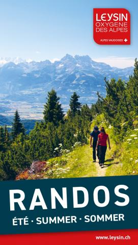 plan rando leysin cover