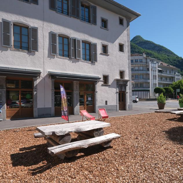 Tourist Office Aigle