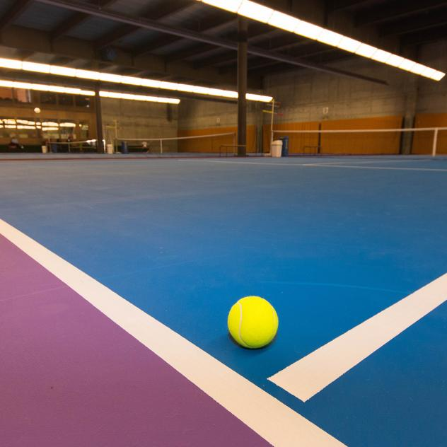 Tennis Hall - Leysin