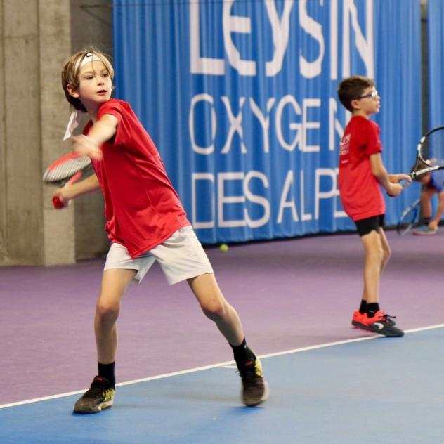 Stage de tennis - Junior Compétition