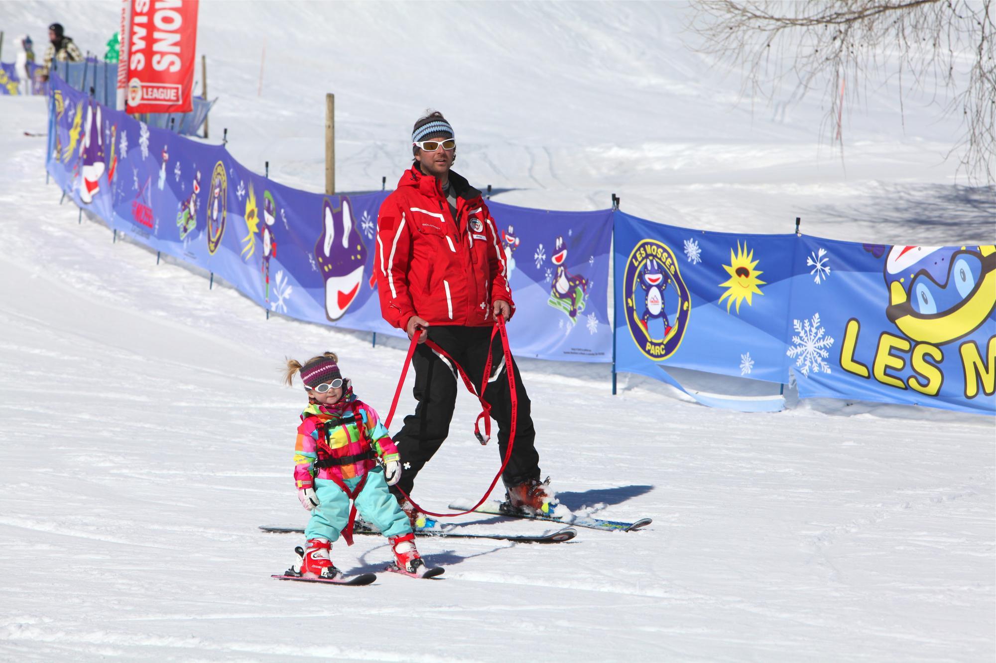 Les Mosses Swiss Ski School