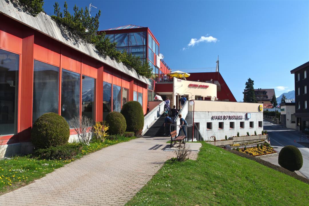 Caf Restaurant De La Piscine Genferseegebiet Schweiz