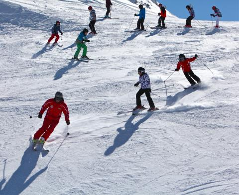 Swiss Ski School Leysin