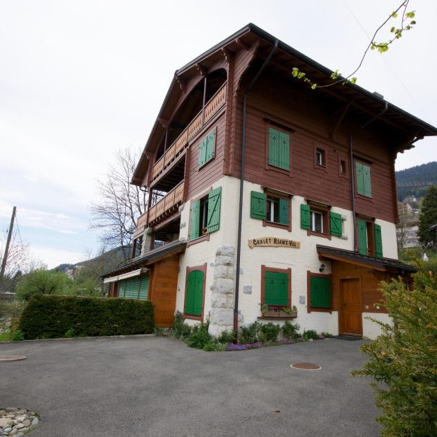 Chalet Riant-Val
