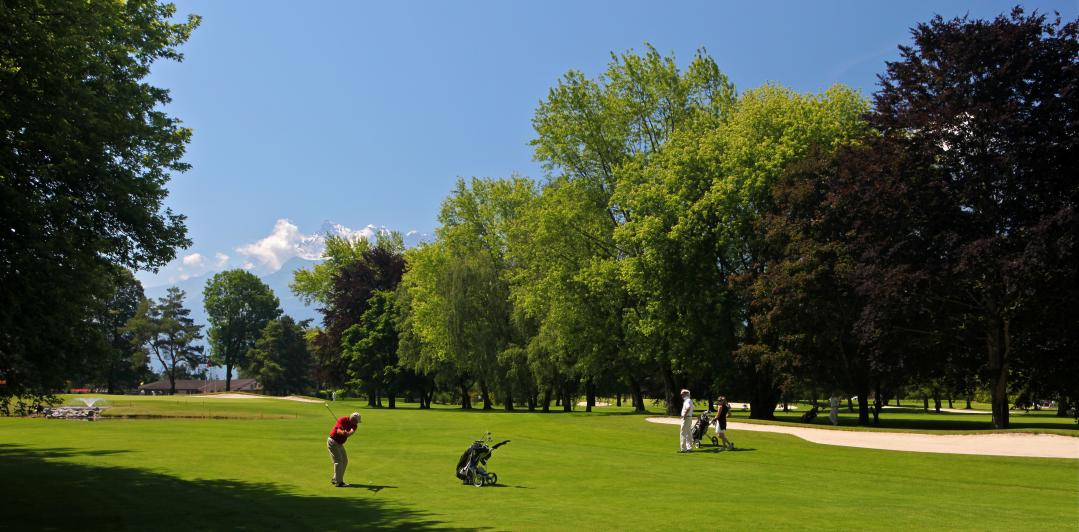 Montreux Golf Club, in Aigle