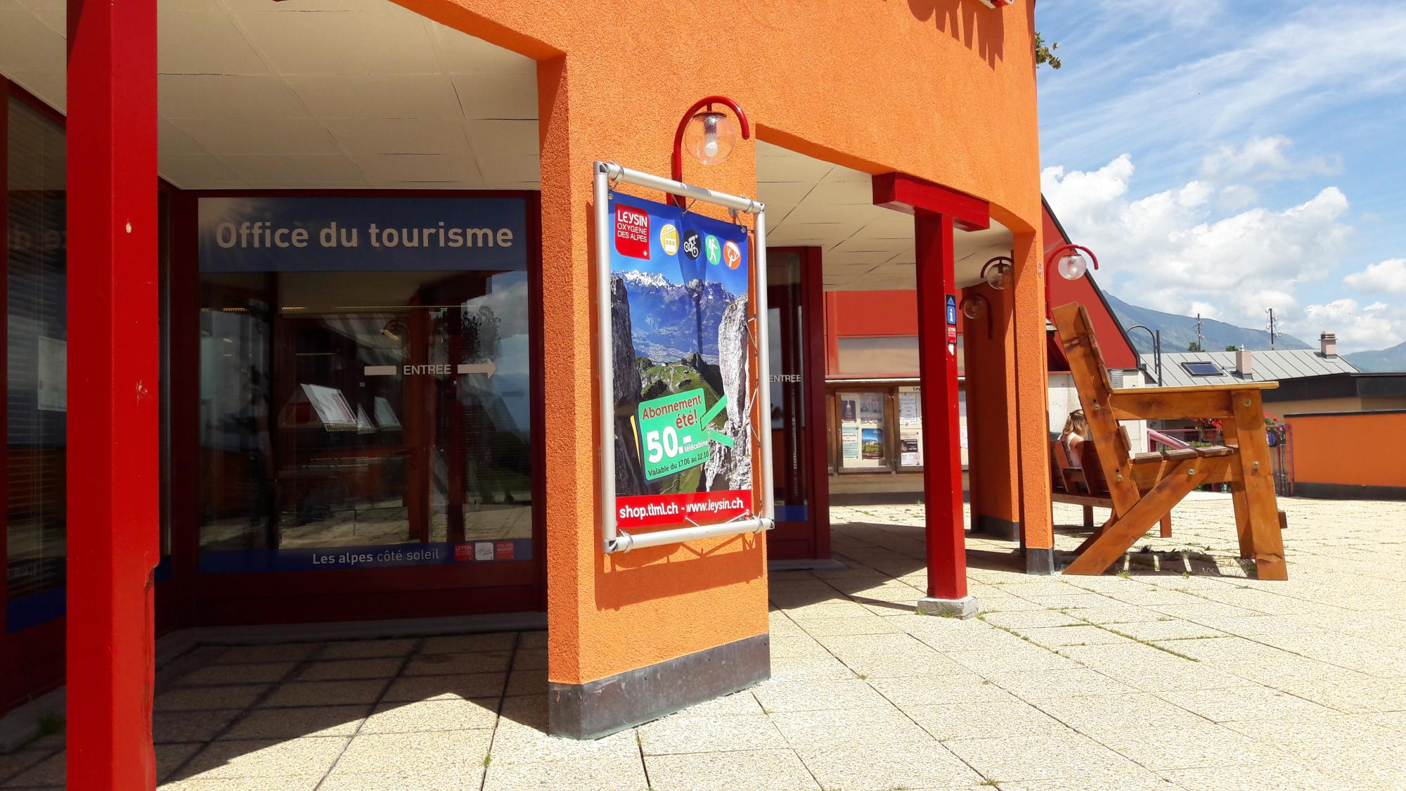 Tourist office leysin - Office du tourisme morges ...