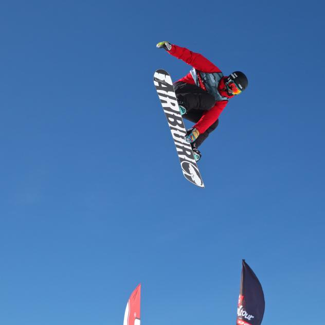 Swiss Freeski & Audi Snowboard Series