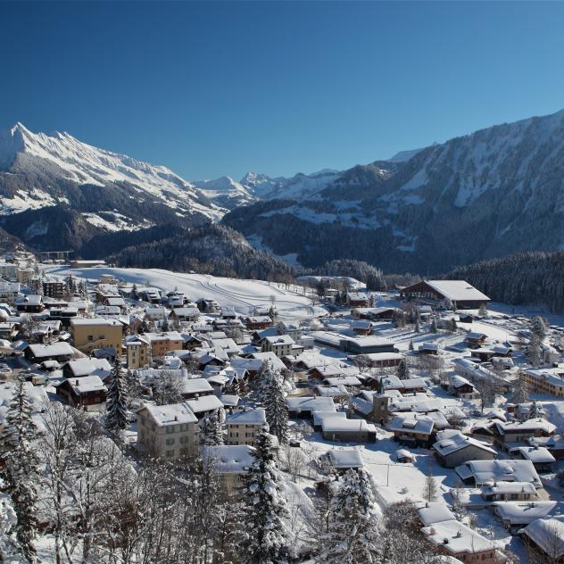 Leysin - Winter