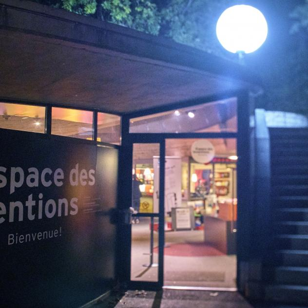 Inventions Space - © © Espace des Inventions
