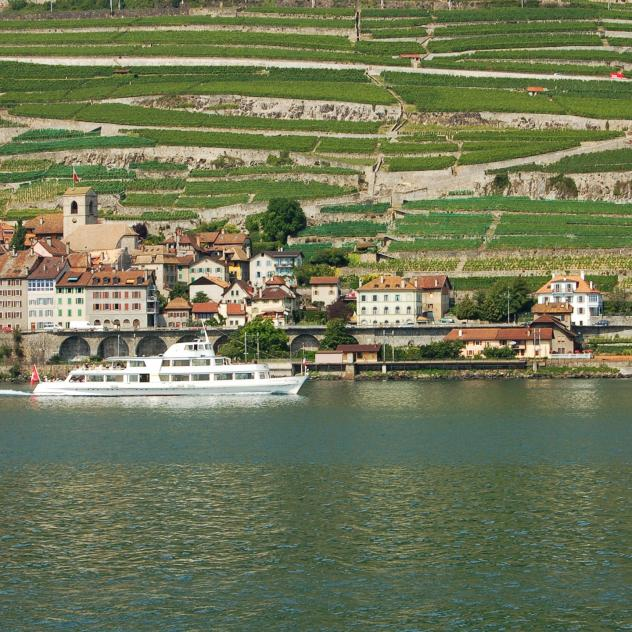 Cruise Lavaux Tour & Wine - © © CGN