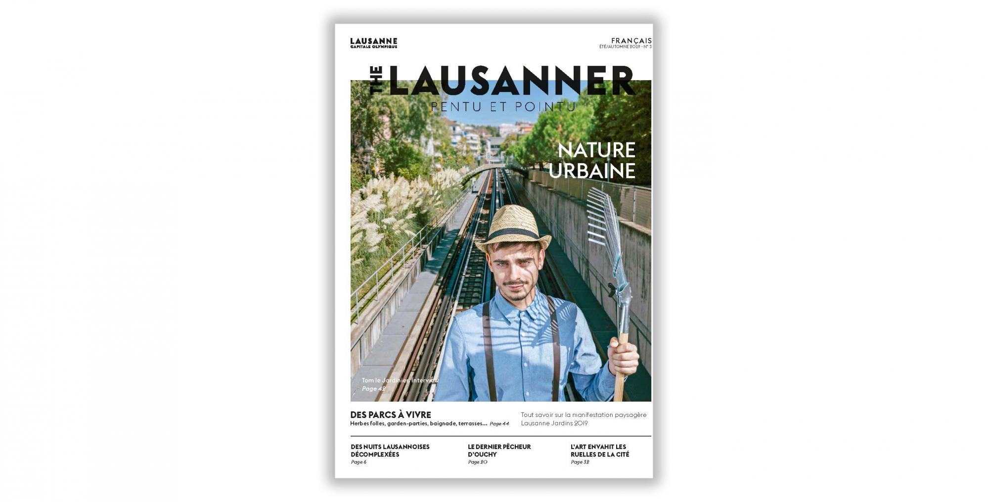 The Lausanner : Urban Nature