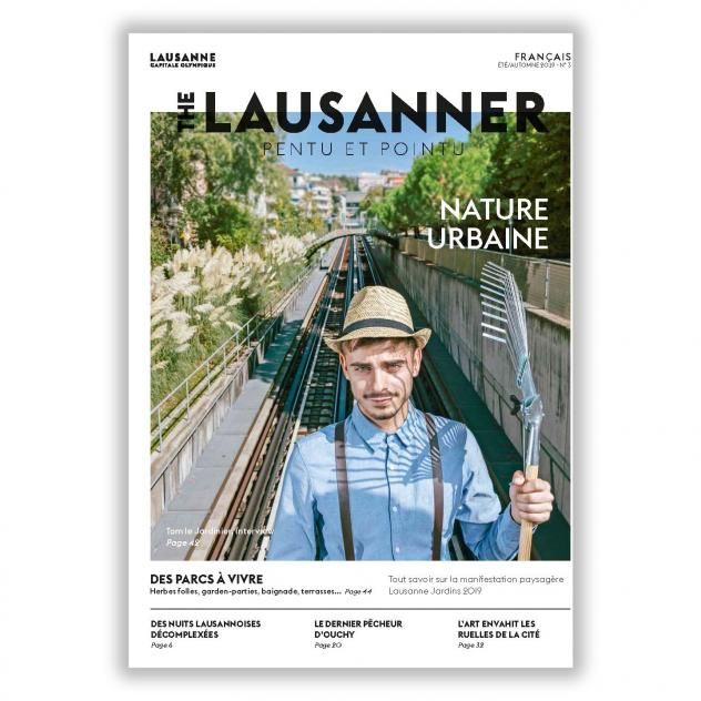 The Lausanner: Urban Nature - © © Lausanne Tourisme