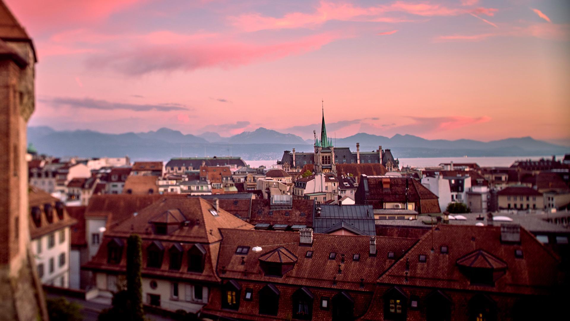 Record de nuitées et notoriété internationale pour Lausanne - Lausanne Tourisme