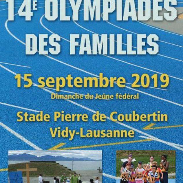 14e Olympiades des Familles - ©