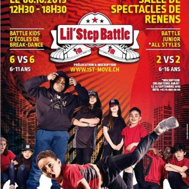 Lil'Step Battle - ©
