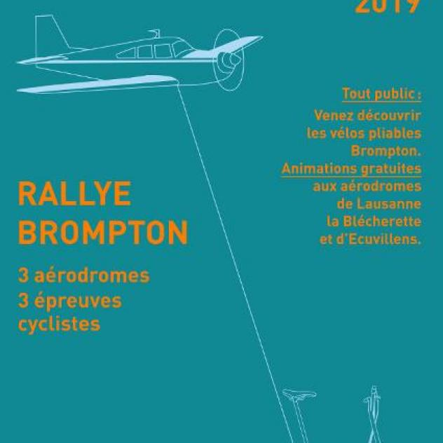 1re édition du Rallye Brompton - ©