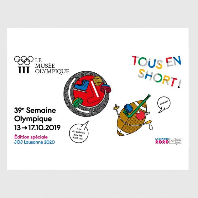 39th Olympic Week - © Musée Olympique