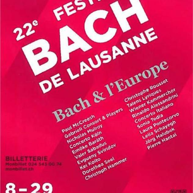 Back to Bach - Récital d'orgue - ©