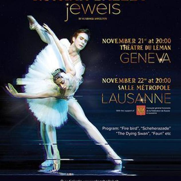 Russian Ballet Jewels - ©