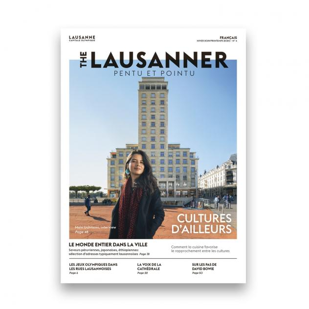 The Lausanner: Cultures From Abroad - ©