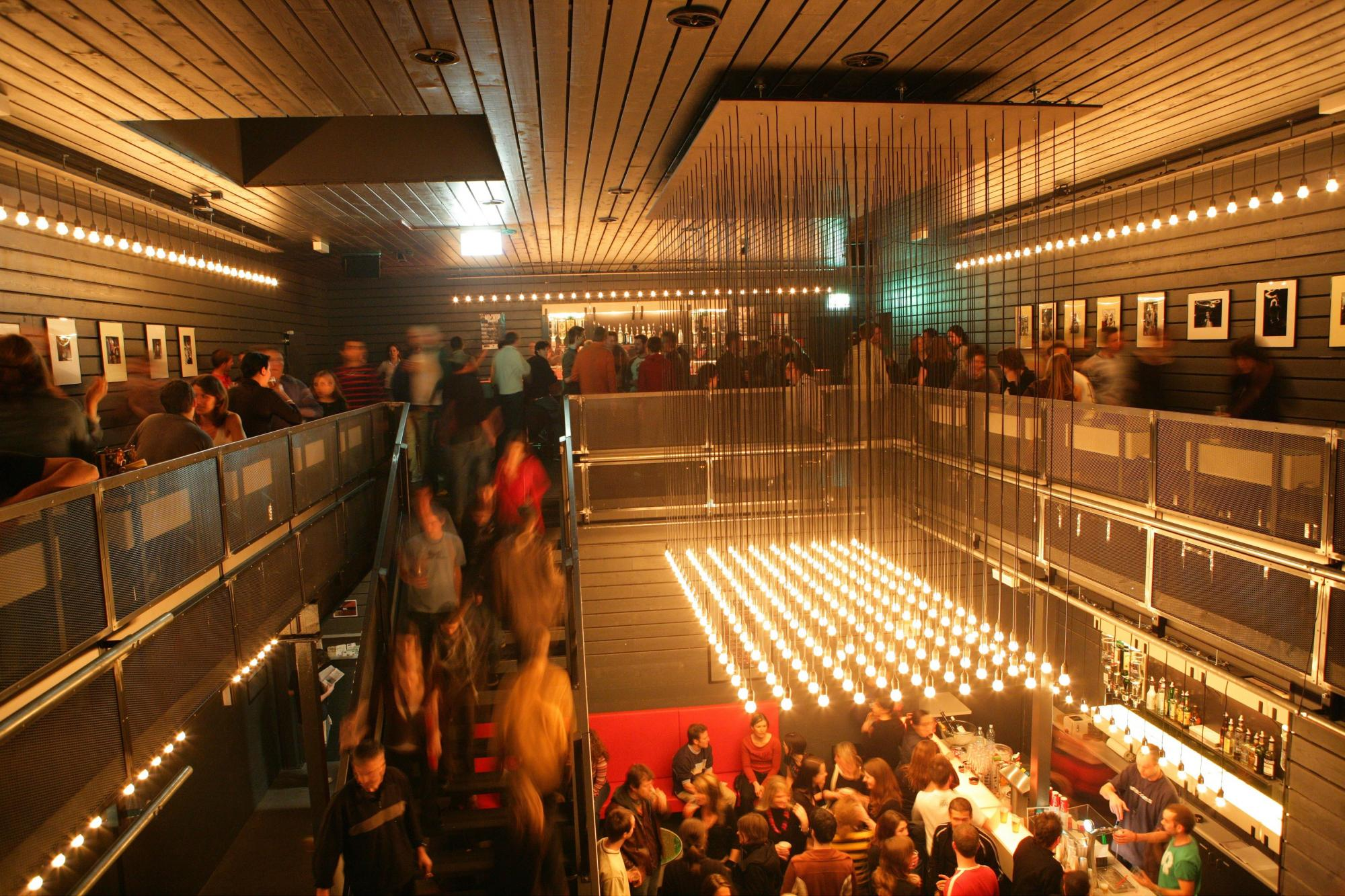 Les Docks Concert Hall