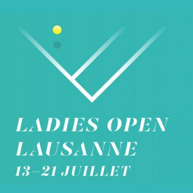 Ladies Open Lausanne Tournoi WTA - ©