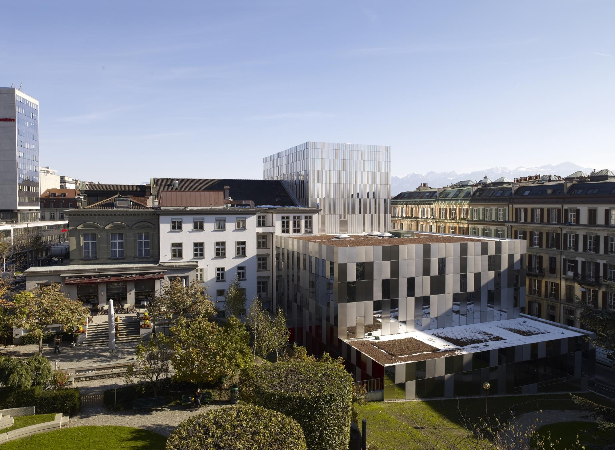 Lausanne Opera House
