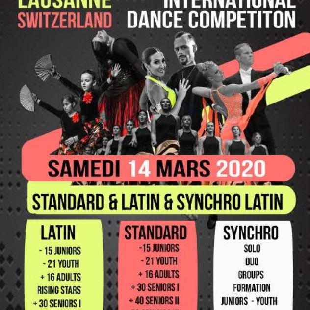 8th Swiss Open Lausanne 2020 - ©