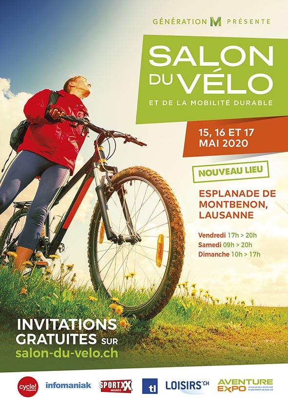Flyers salon du Vélo