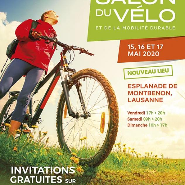 Bicycle and sustainable mobility show - ©