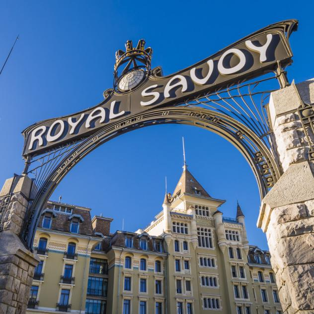 Hôtel Royal Savoy - © © LT/ Laurent Kaczor