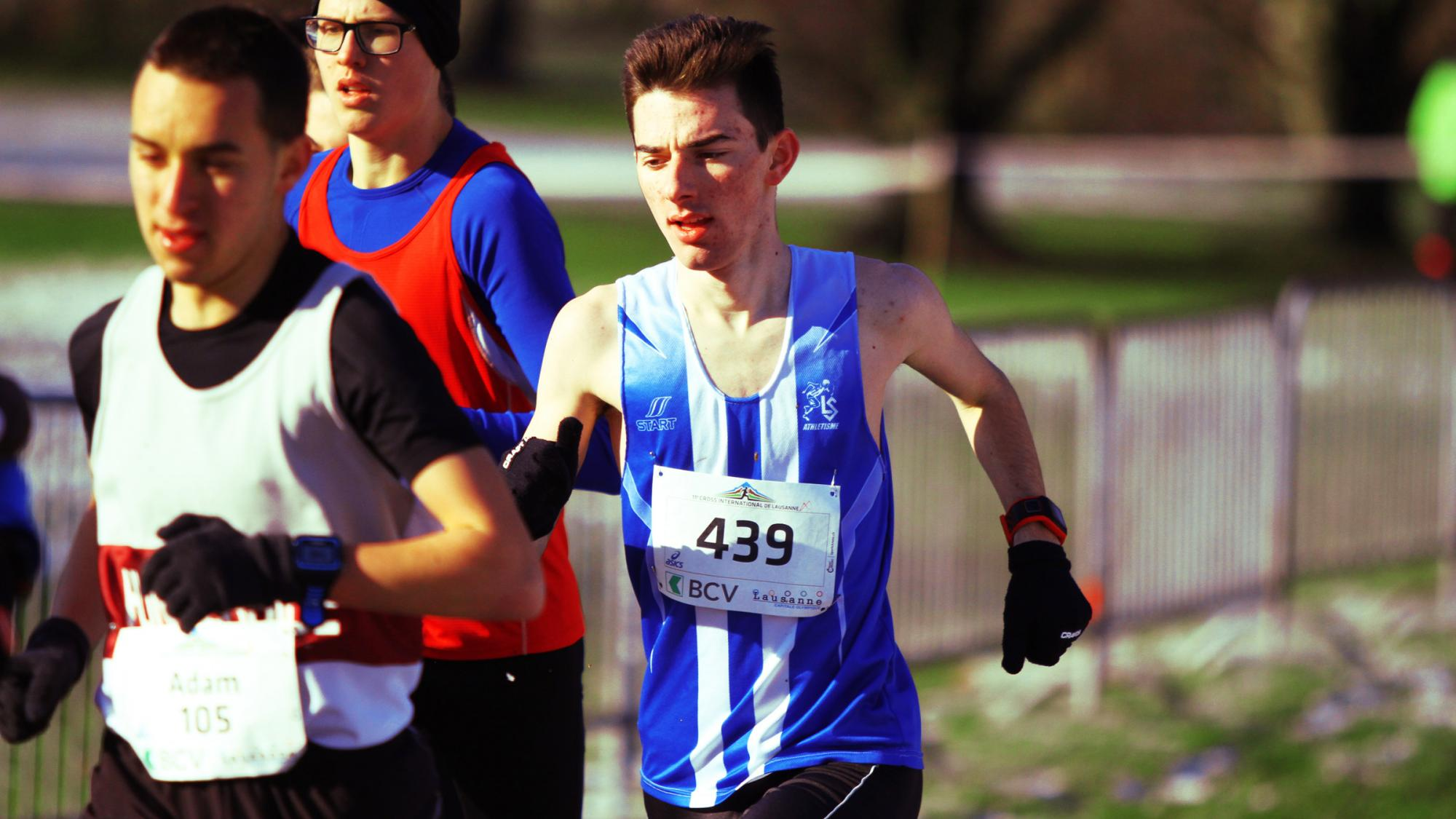 Cross International de Lausanne