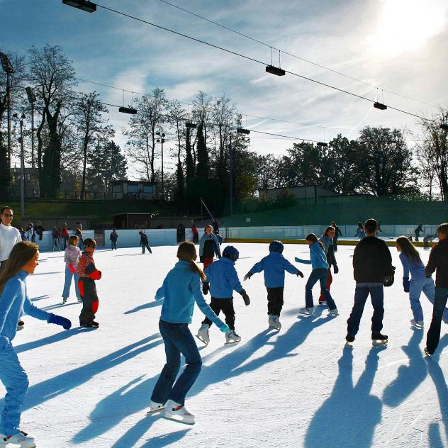 La Pontaise – Open-air rink - © LT/www.diapo.ch