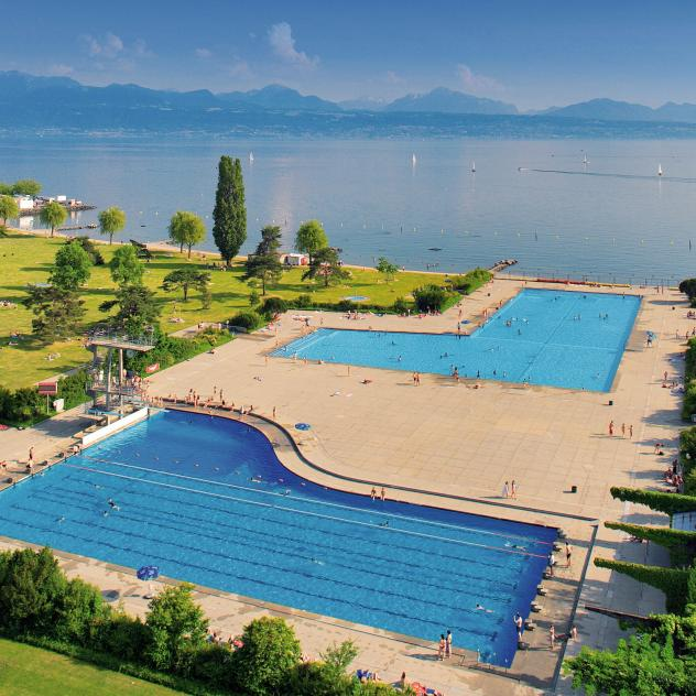 Bellerive – Swimming pool - © LT/www.diapo.ch