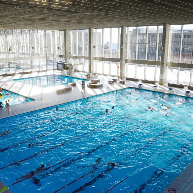 Indoor Swimming Pool Lessons: Indoor Swimming Pools