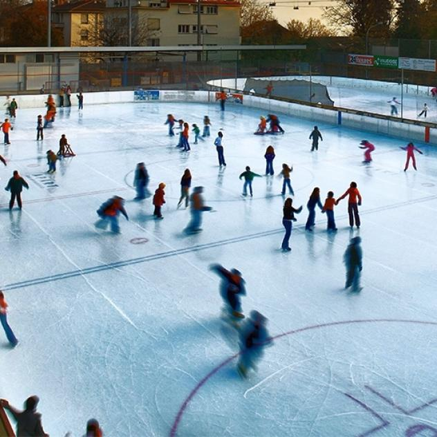 Montchoisi – Ice rinks