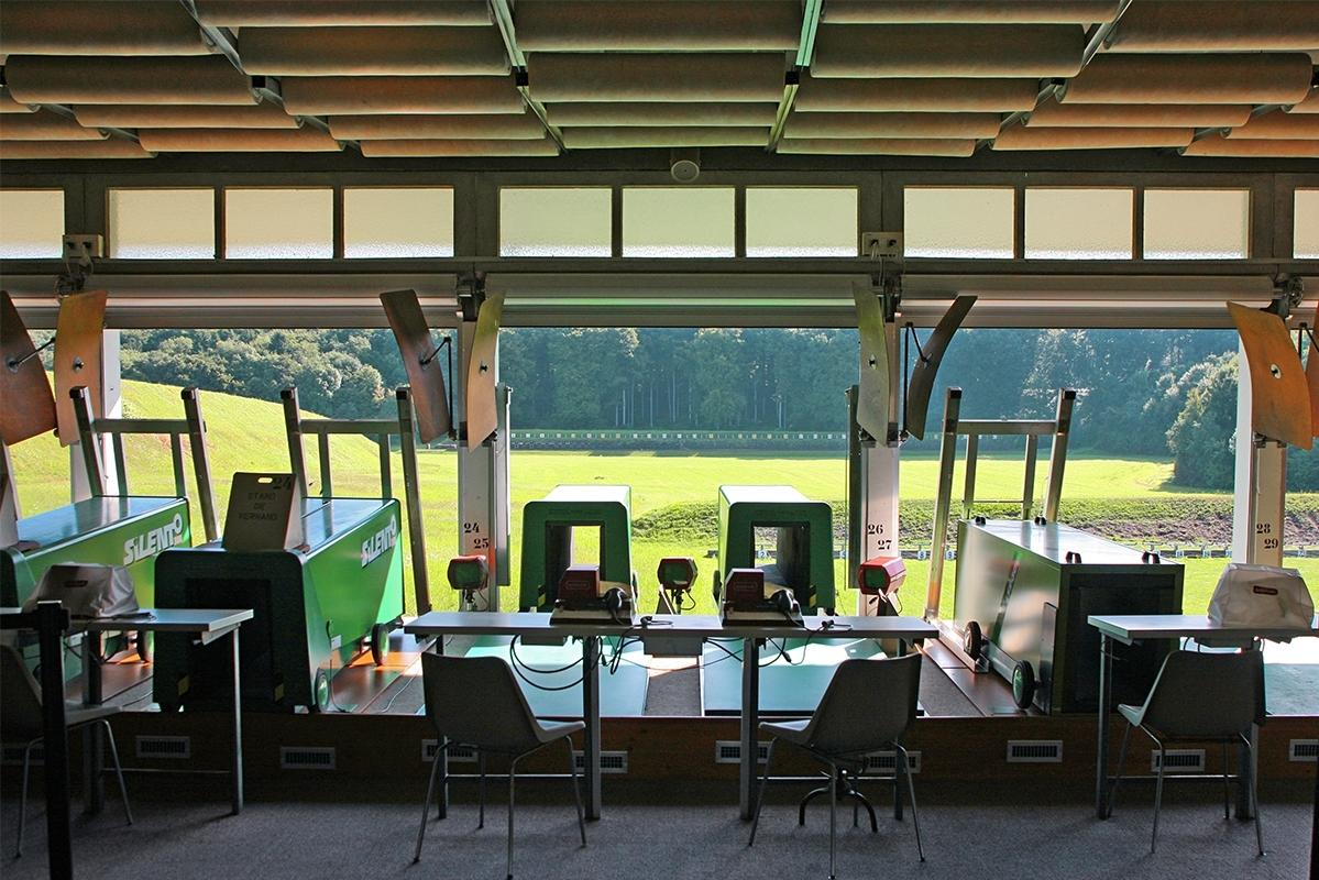Vernand - target shooting centre