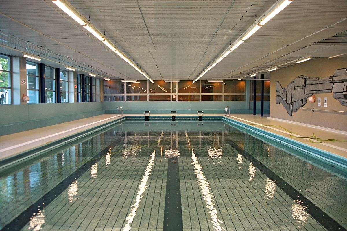 Grand-Vennes – Indoor swimming pool
