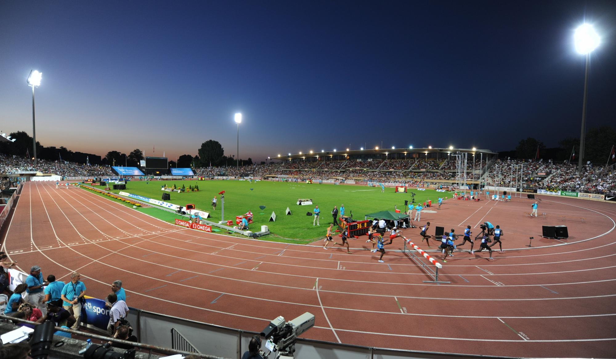 La Pontaise – Olympic stadium