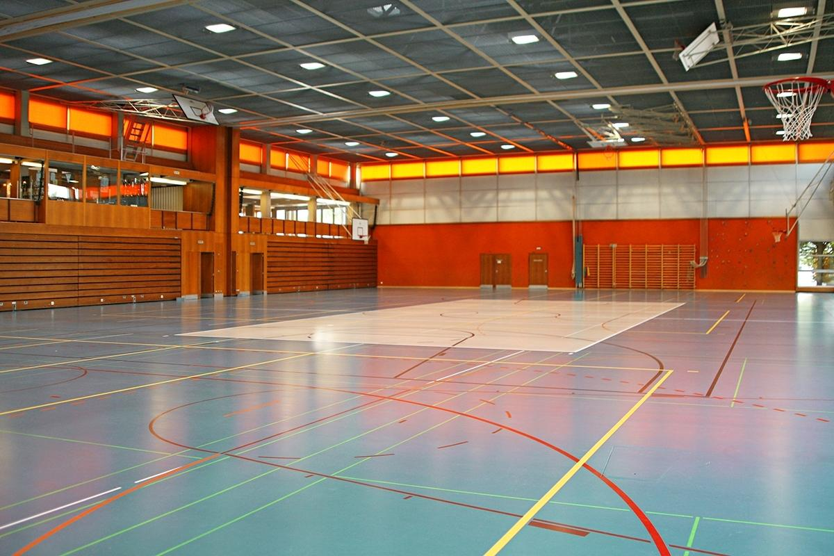 Grand-Vennes – Indoor sports arena