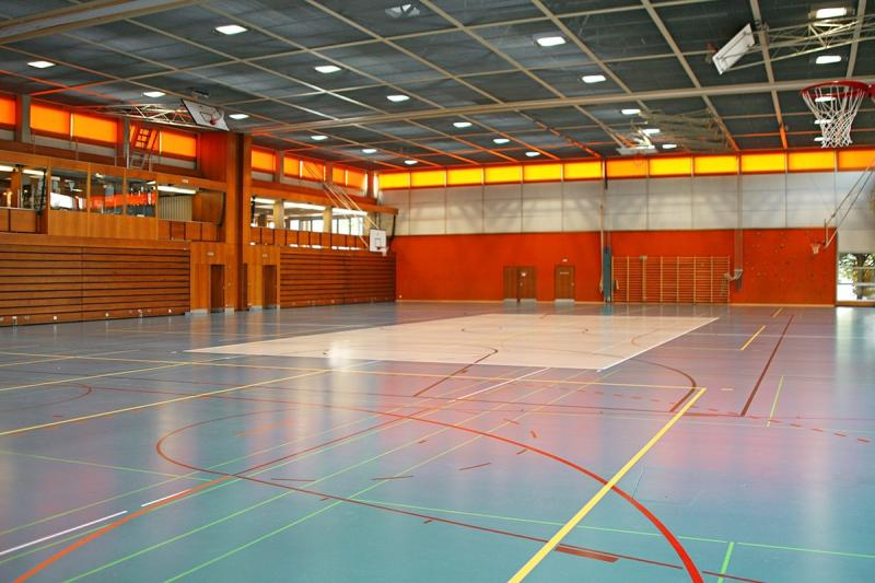 Grand-Vennes – Indoor sports arena - © SdS