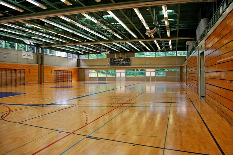 Vallée de la Jeunesse – Multipurpose sports hall - © SdS