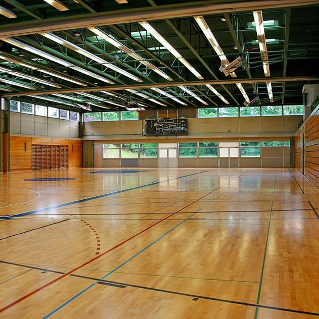 Vallée de la Jeunesse–Multipurpose sports hall - © SdS