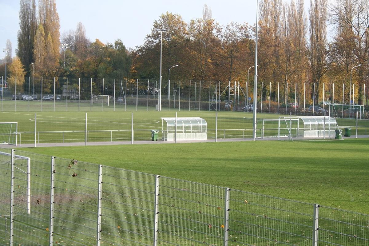 Vidy – Football pitches