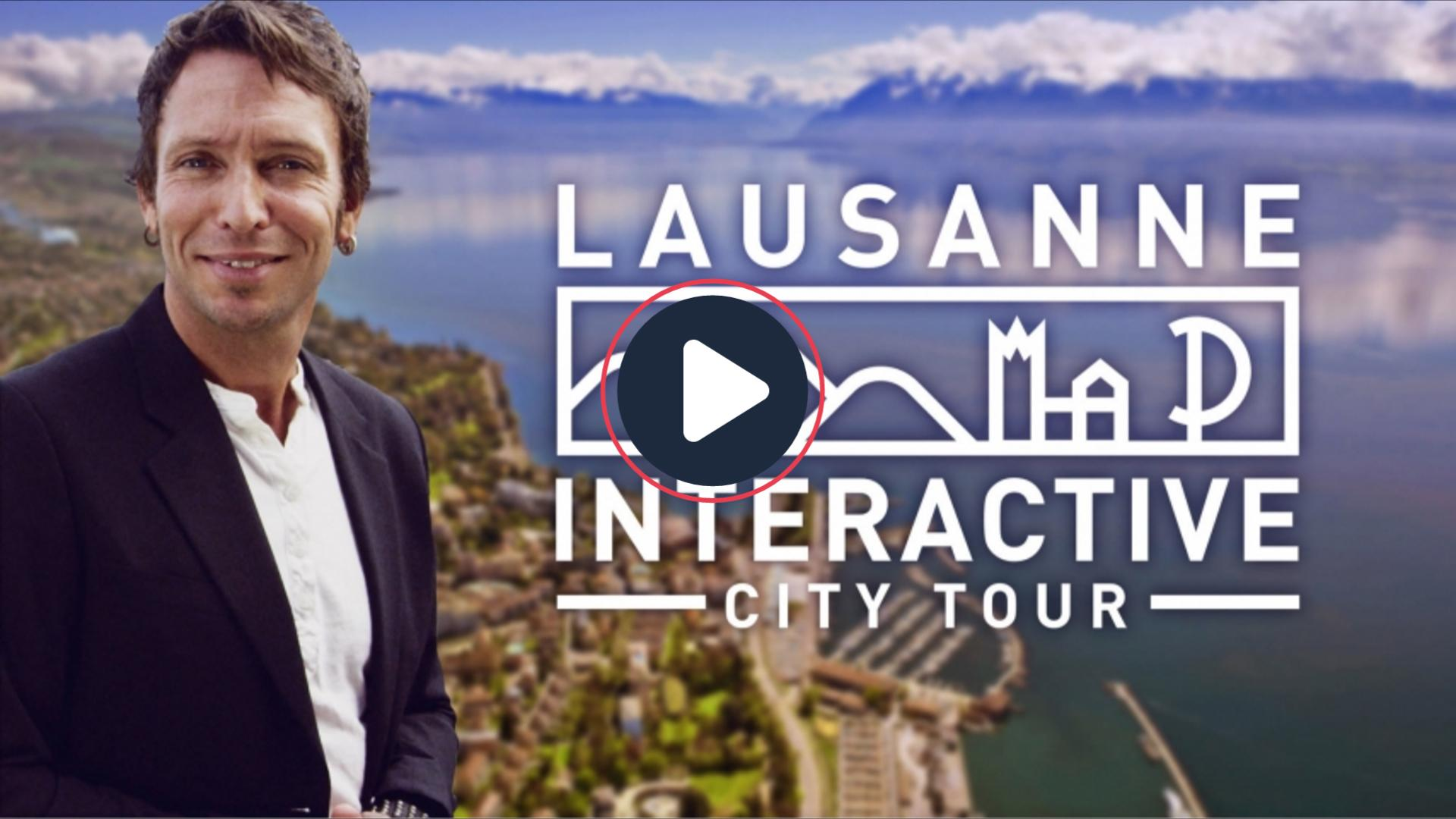 Lausanne Interactive Video - © LT/Messieurs.ch