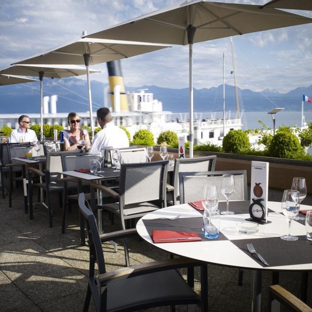 Restaurants Lausanne Tourisme