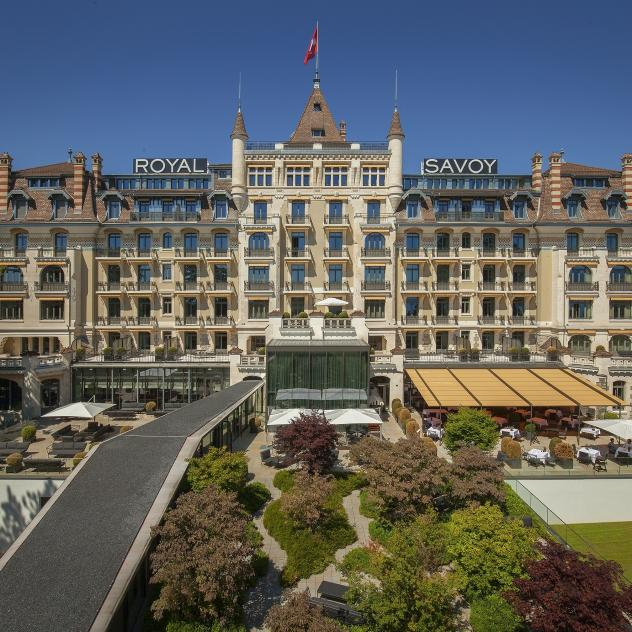 Royal Savoy Lausanne - © ©Royal Savoy